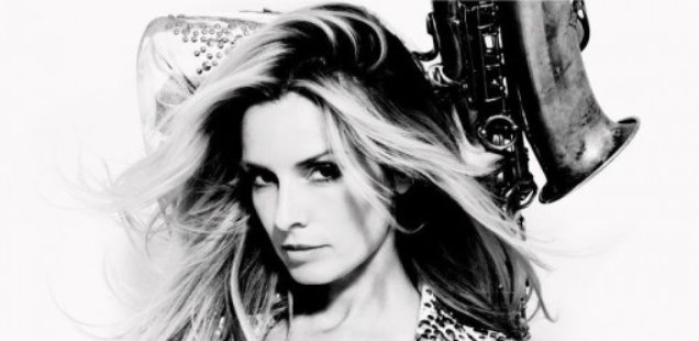 "Candy Dulfer ist total ""Crazy"""