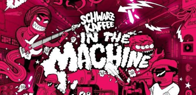 Schwarzkaffee – In the machine