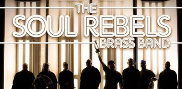 Soul Rebels Brass Band – Unlock Your Mind