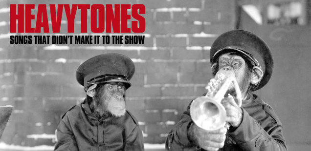 Heavytones – Songs that didn't make it to the show